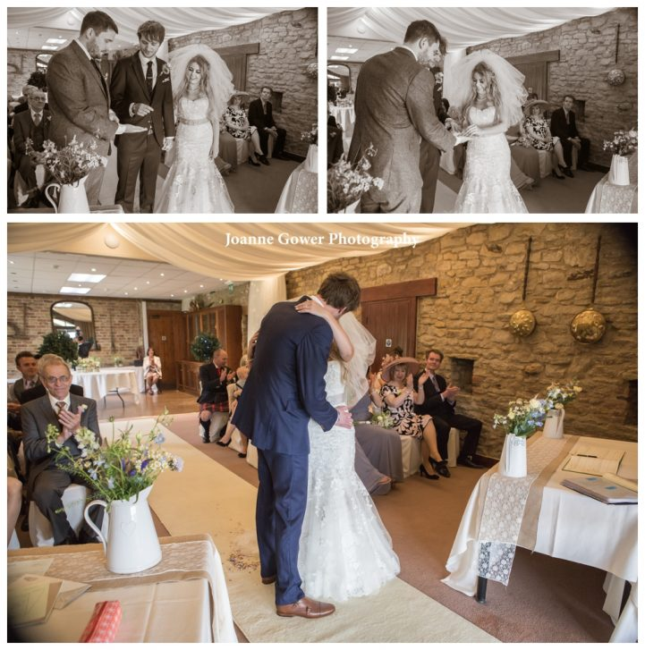 Wedding Reception Venues Hull: Hull Wedding Photographer At Rudstone Walk With Kerry & Dave