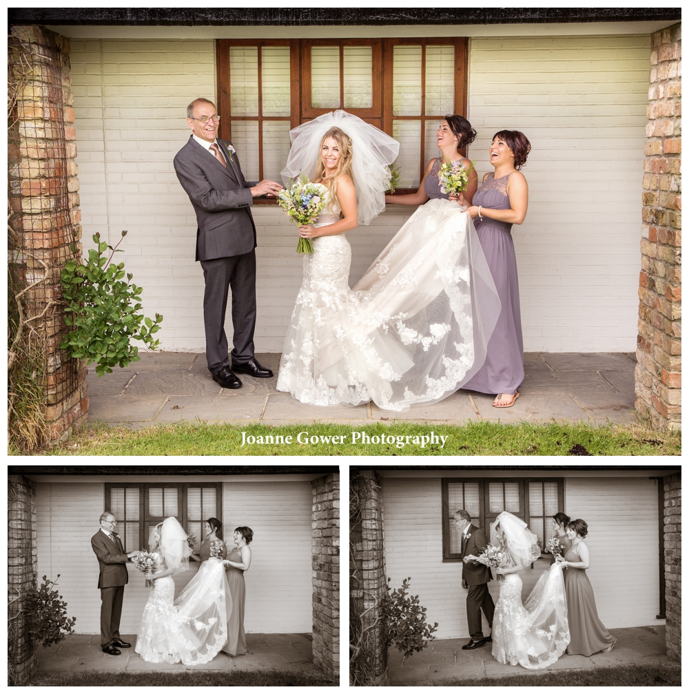 Wedding Reception Venues Hull: Hull Wedding Photographer At Rudstone Walk With Kerry